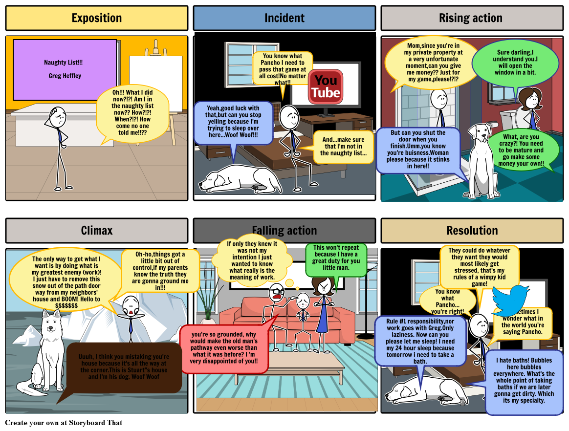 storyboards bei krisenkommunikation