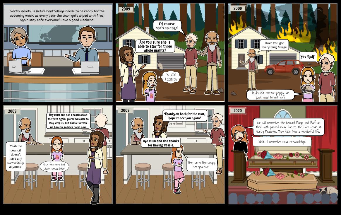 Religion Assessment Comic Strip
