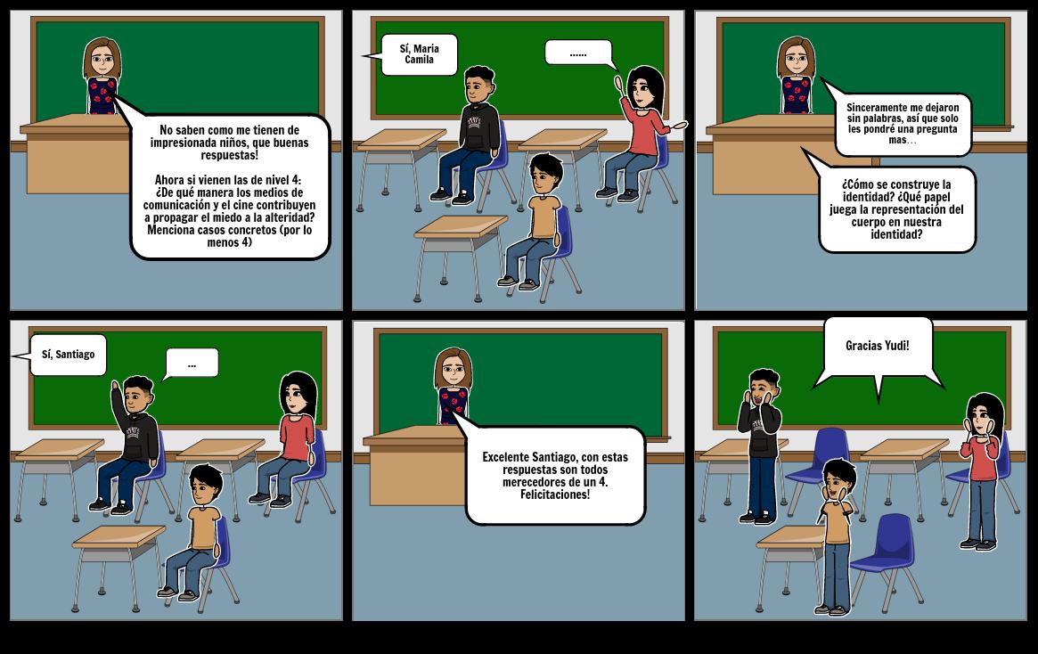 Proyecto español parte 1