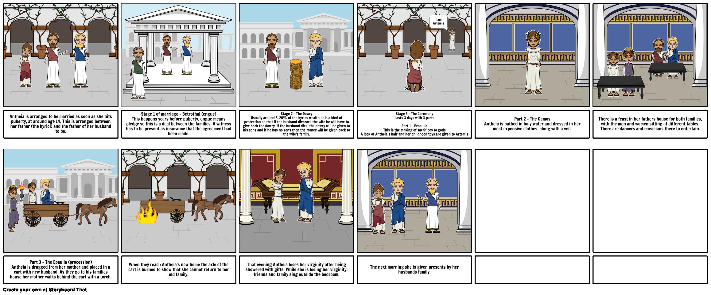 Athenian Marriage