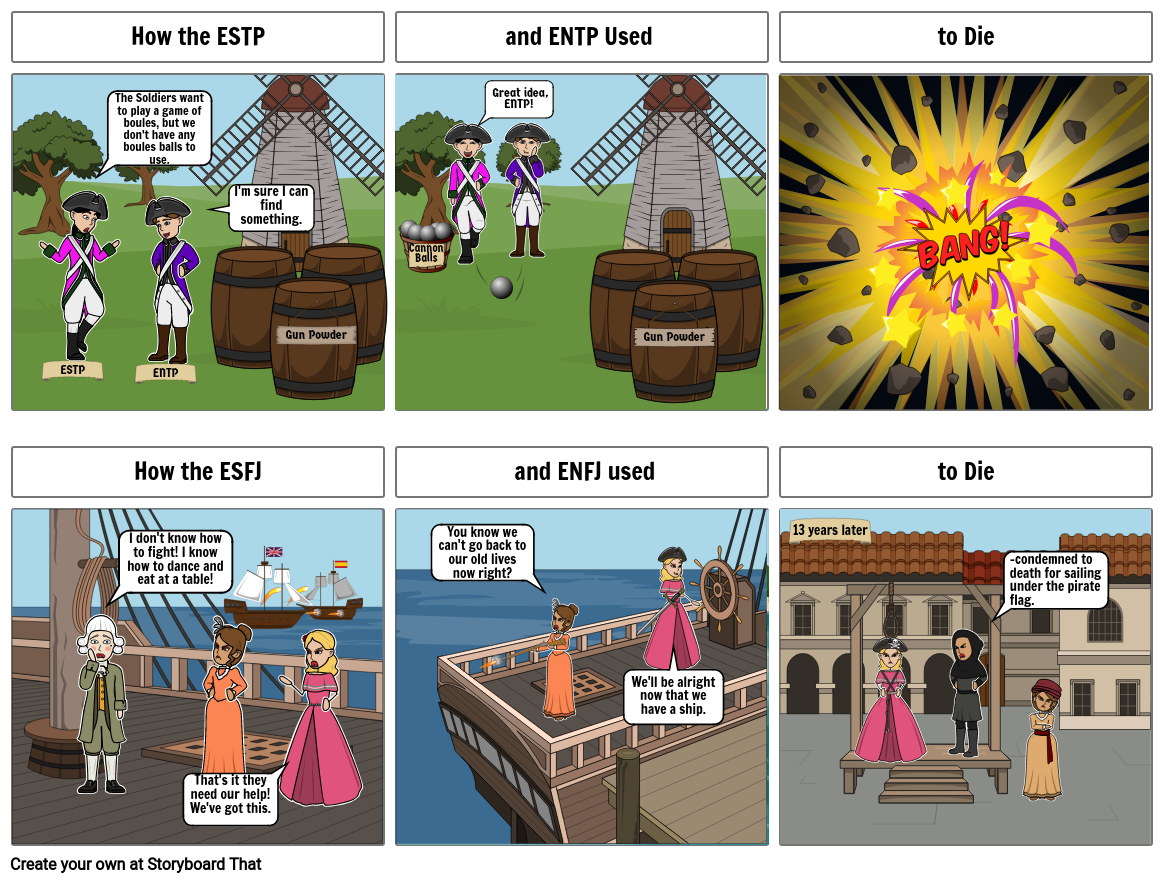 How the MBTI Died Way Back When