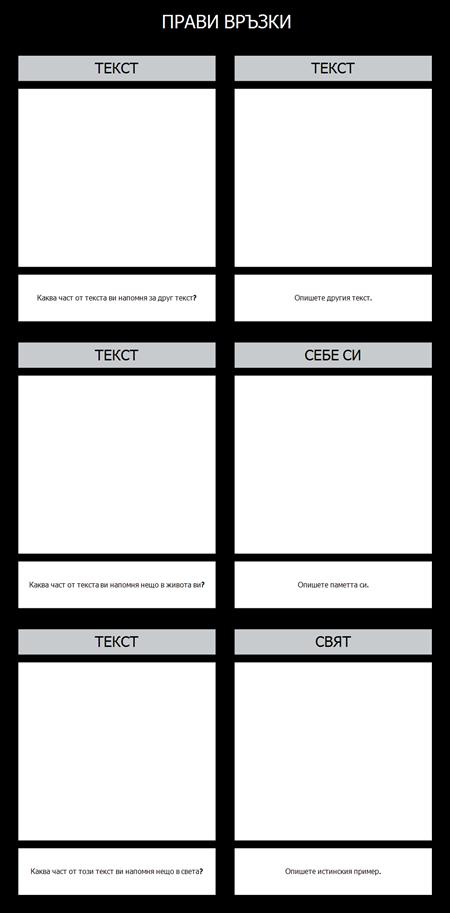 Текстови Връзки Текстови Шаблони