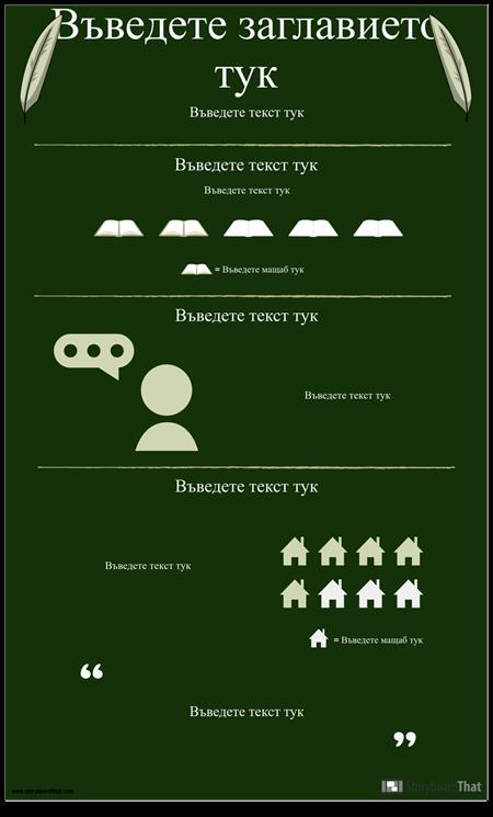 Автор / Роман на Инфографиката