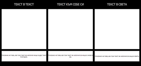 Шаблон за Текстови Връзки