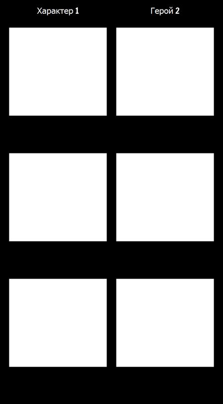 Сравнение на Символите - T-диаграма