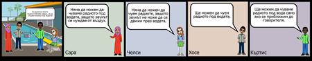 Дискусионна История - ES - Звук