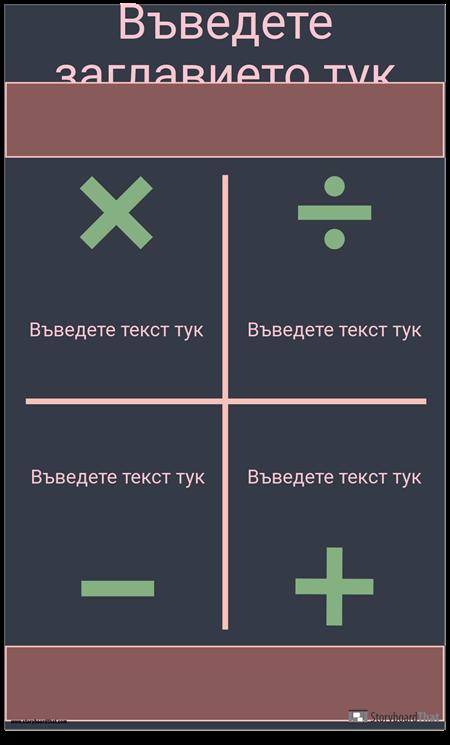 Символи Инфографика