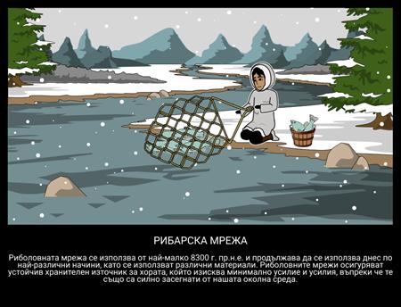 Рибарска Мрежа