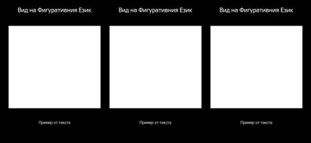 3 Шаблон за Фигуративен Език