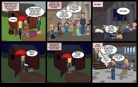 Sarayah And The Money Machine