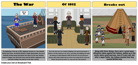 The (late) War of 1812
