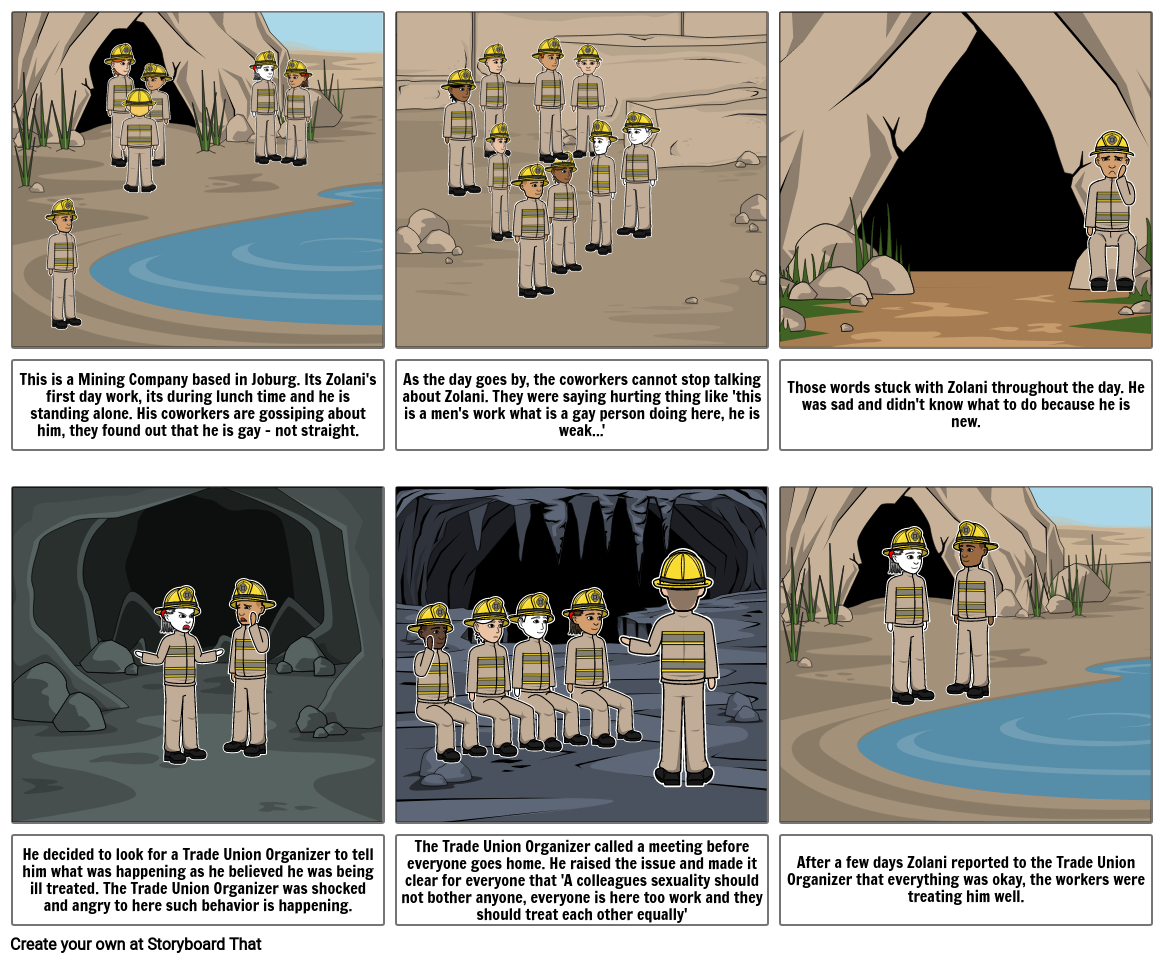 Mining Crisis