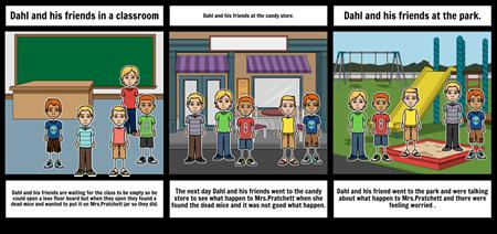 Dahl story