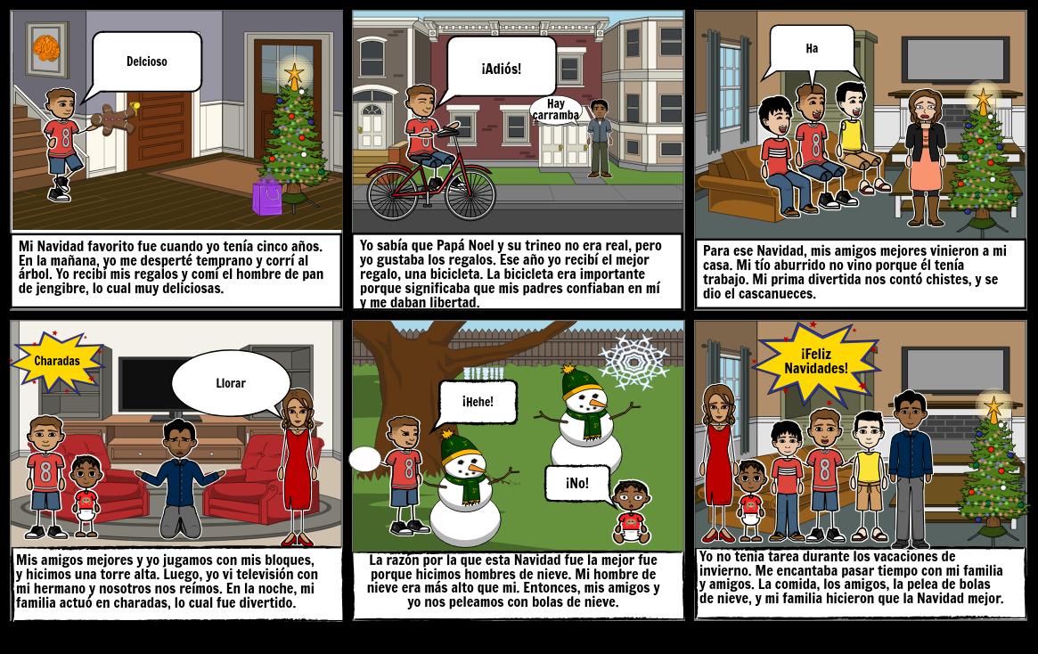 La Navidad de 2008