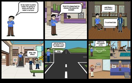 como hacer historieta