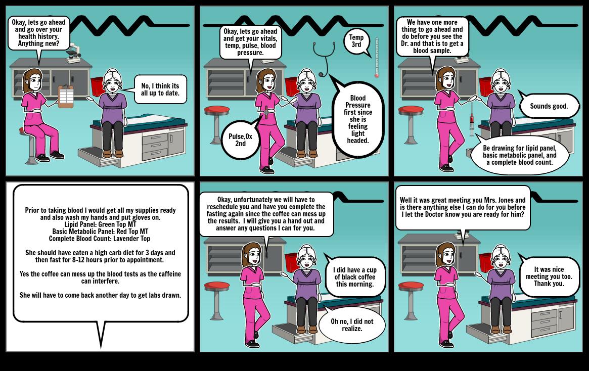 Medical Assistant Practical 2