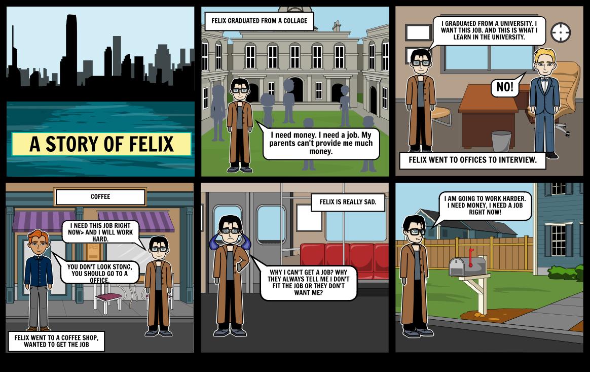 A STORY OF FELIX