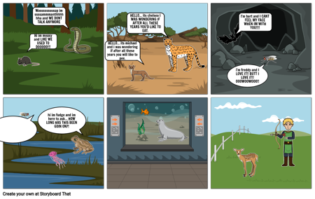 Prey and Animals #2