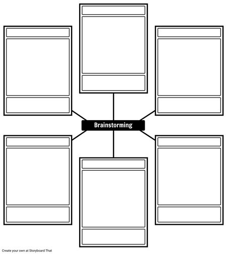 Brainstorming Template