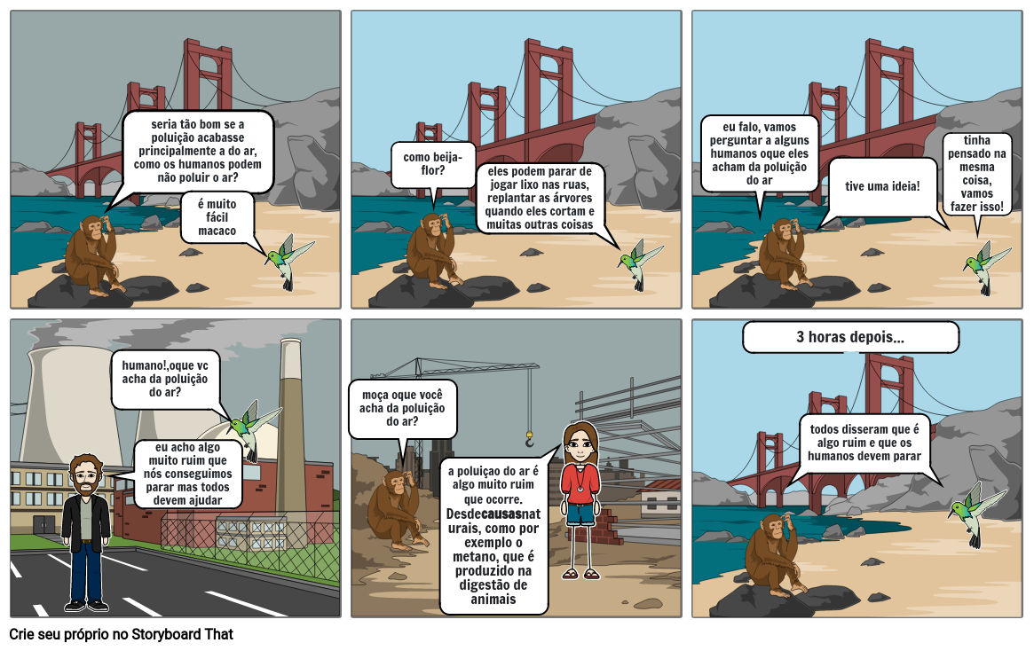 poluiçao parte 1
