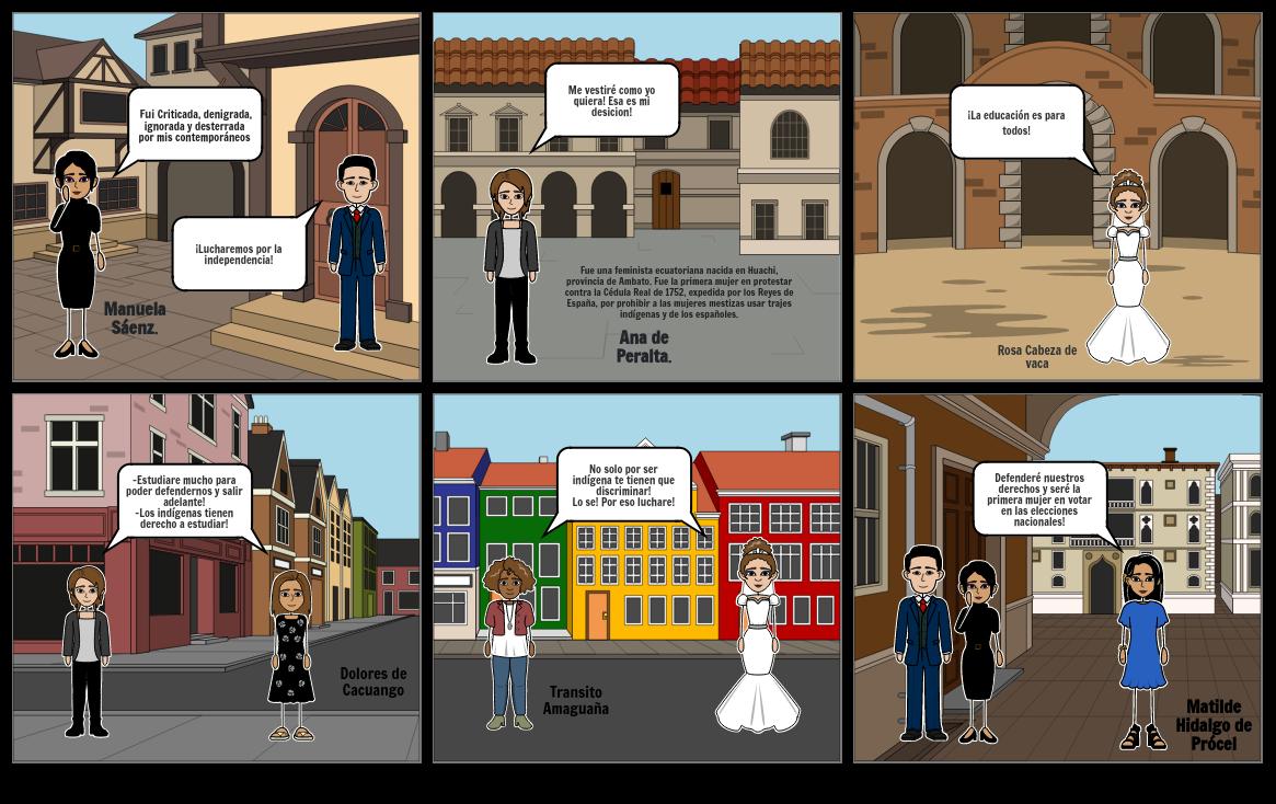 Proyecto Quimestral Lengua Y Literatura