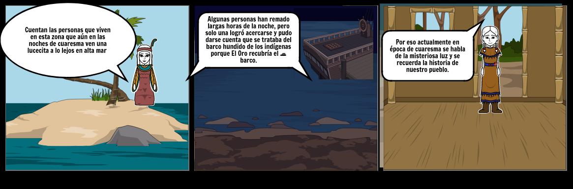 El barco del Curay