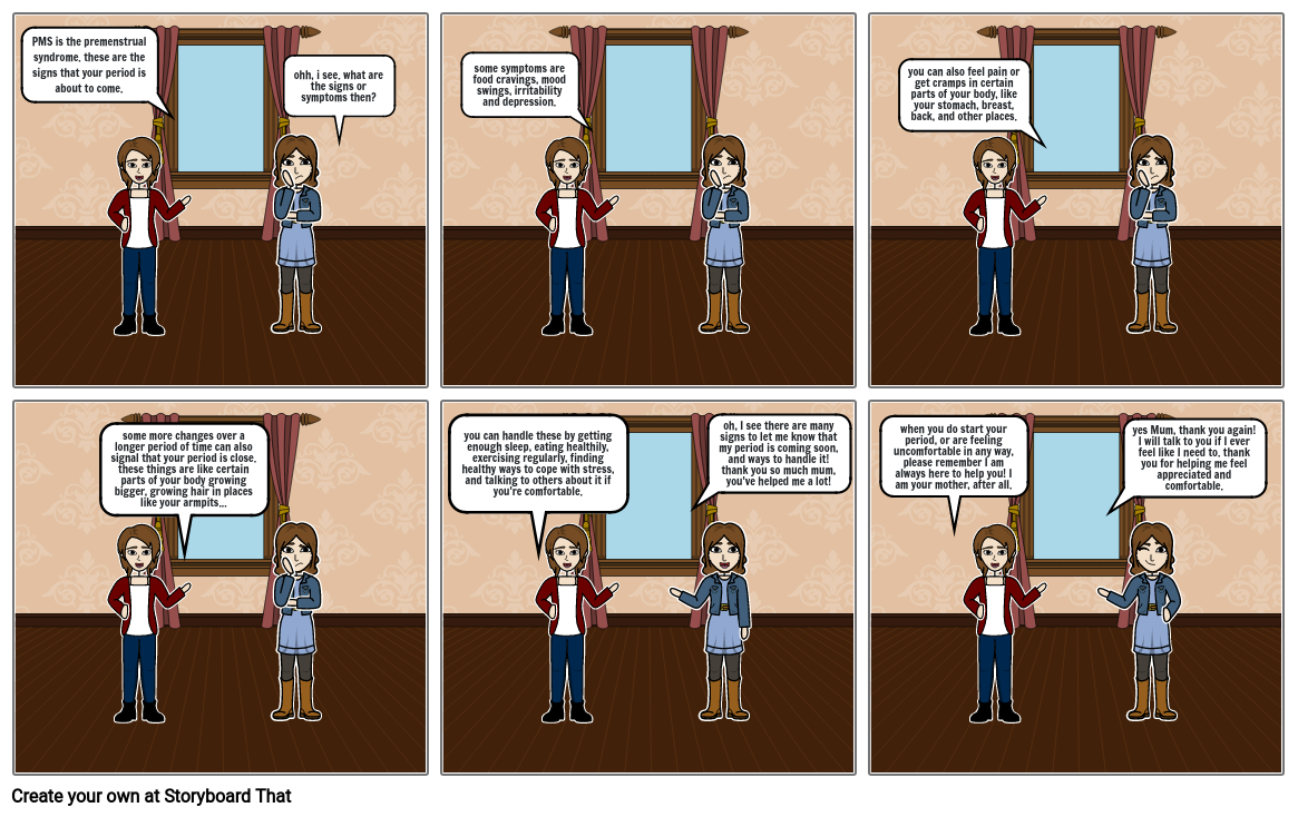 pdhpe storyboard ending part 2