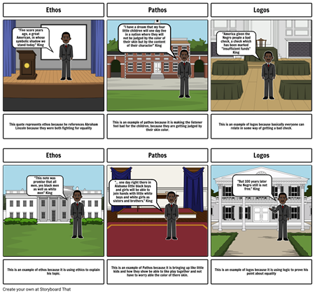 MLK Storyboard