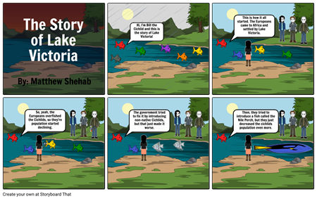 The Story of Lake Victoria