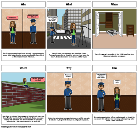 NewsELA StoryBoard