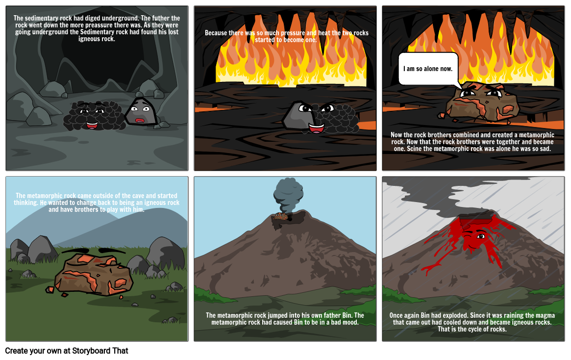 The rock cycle part 2