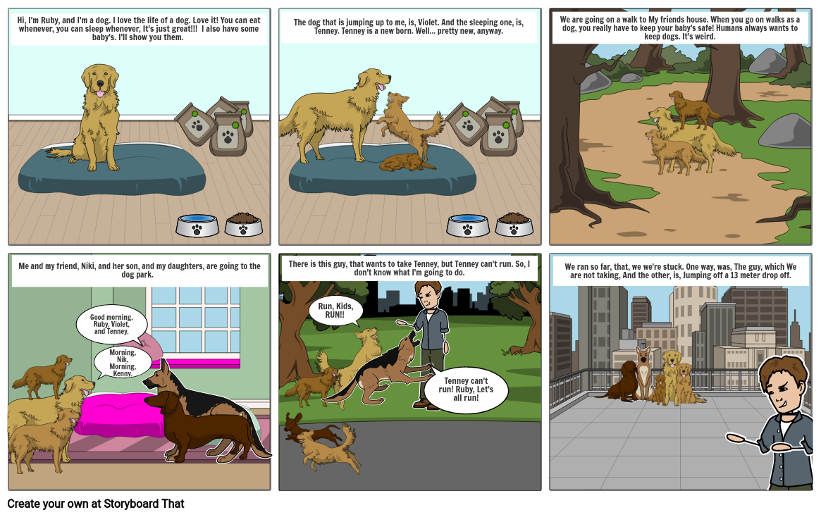 Ruby The Dog (Part 1)