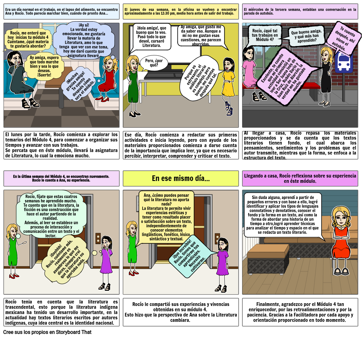 Proyecto Integrador-La historieta como creación literaria. Carolina B.G