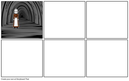 Historical Fiction Storyboard
