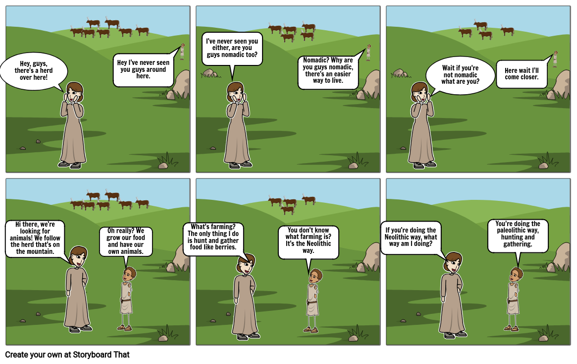 The Neolithic Way