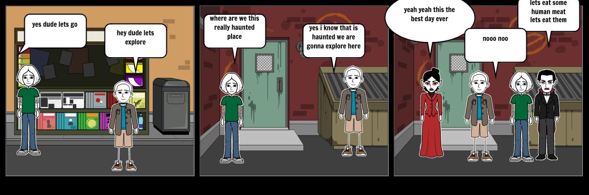 horror exlorers