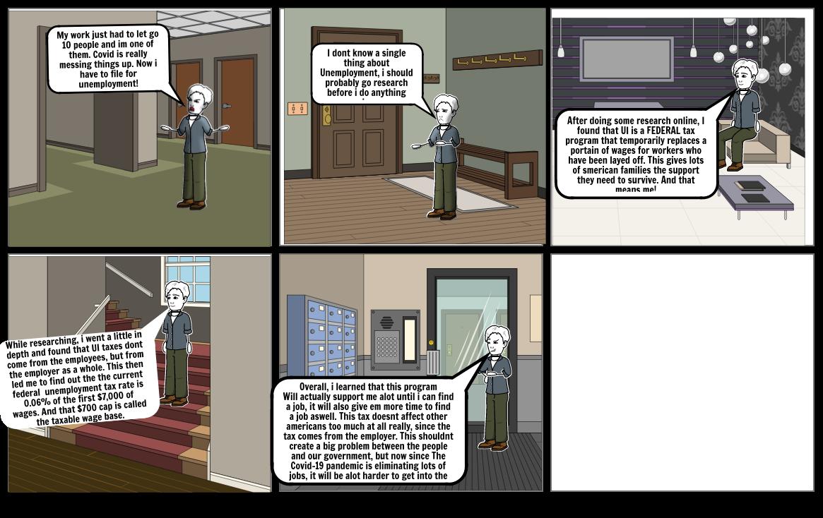 Lincolns Comic Strip For Economics