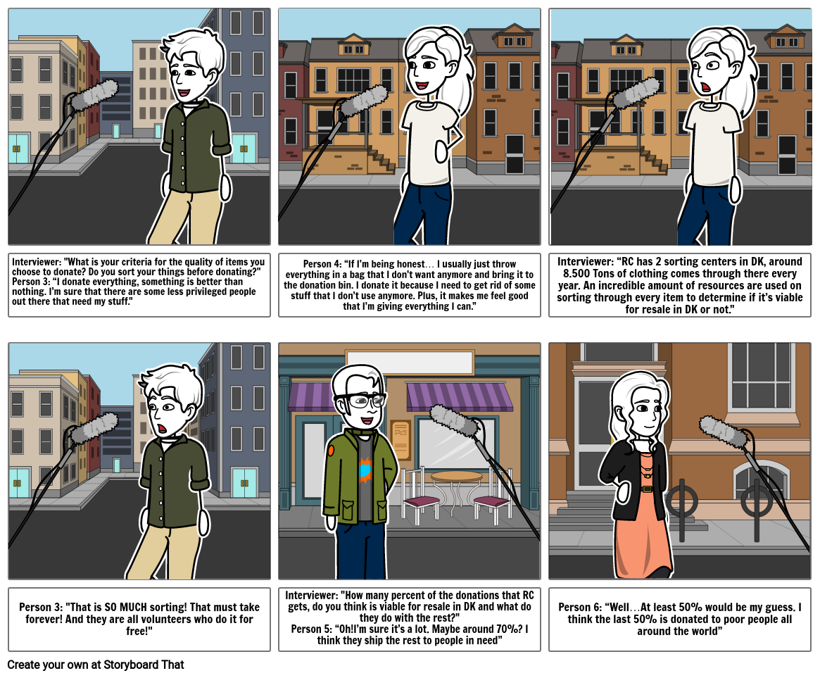 Red Cross storyboard part 2