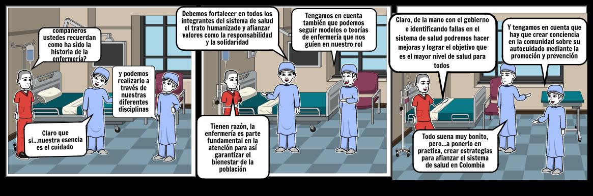 Enfermeros humanistas
