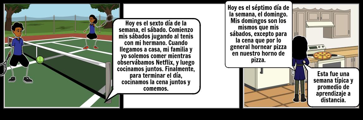Spanish Comic Semana 6 Part 2