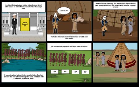 Choice Storyboard