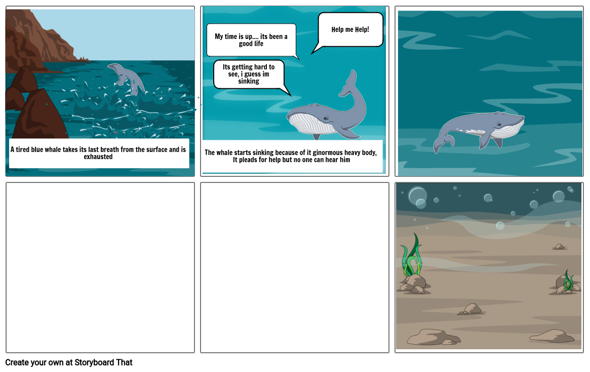 Whale story