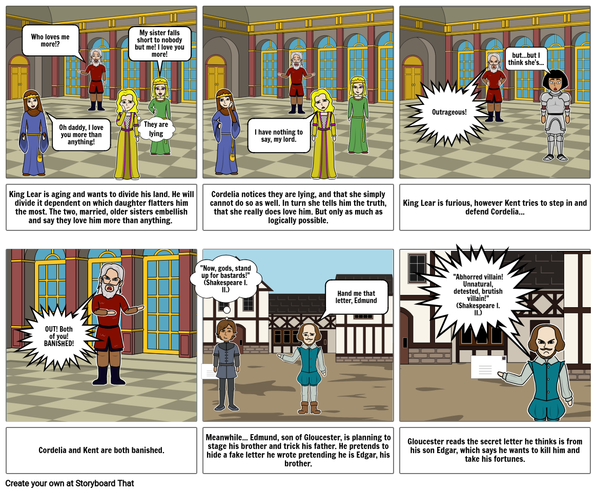 King Lear Part 1