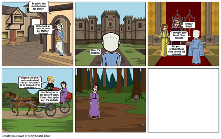 Medieval Times: First Issue