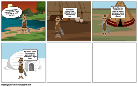 Paleolithic challenges
