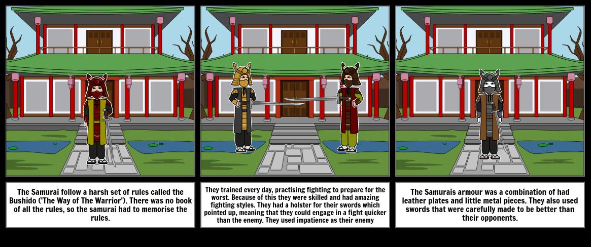 Samurais Life