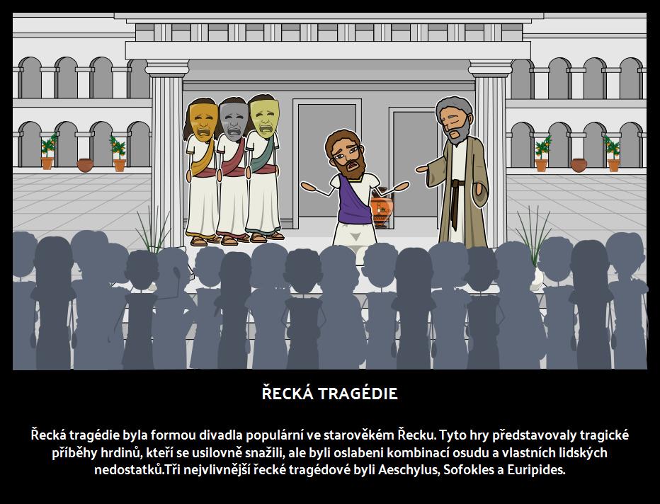 Řecká Tragédie