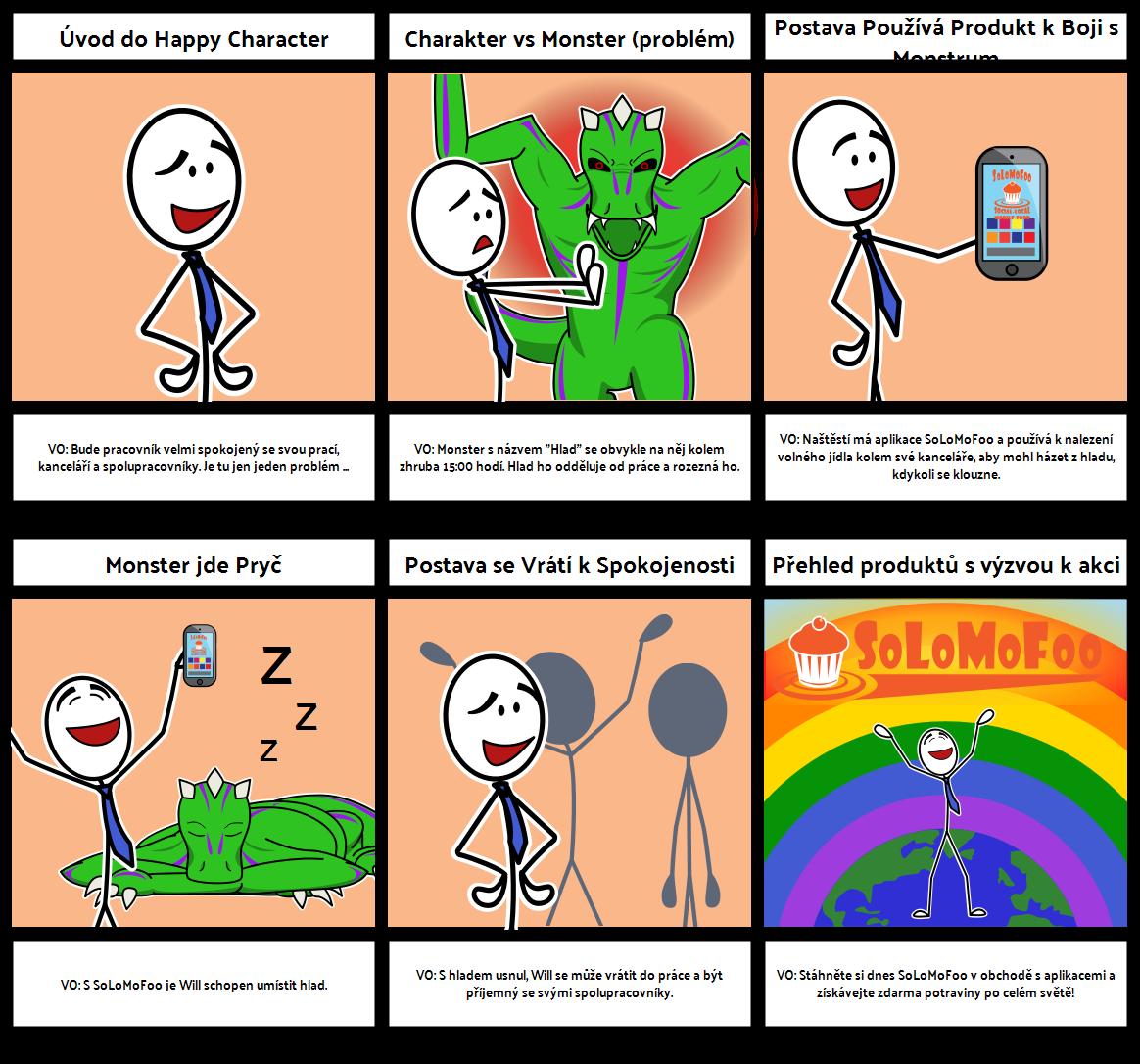 Animované - Příklad