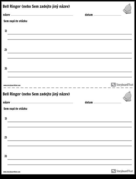 Bell Ringers - Krátké Odpovědi