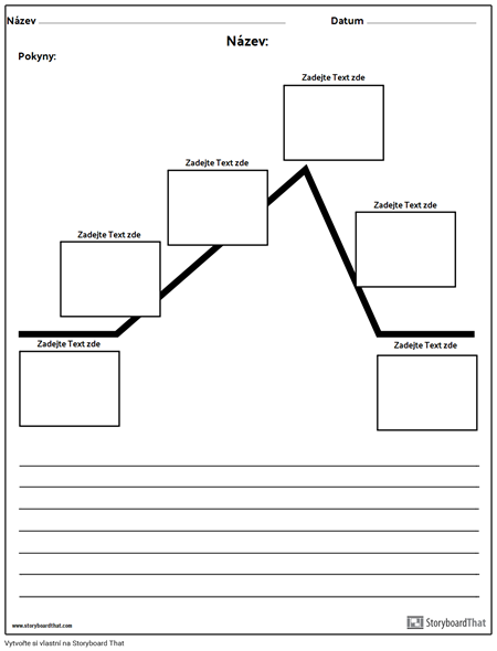 Diagram grafu s odstavcem